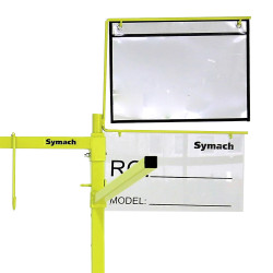 Dry Erase Board, RO Holder